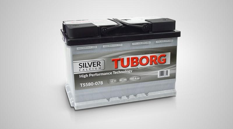 Akumulatory Tuborg Silver