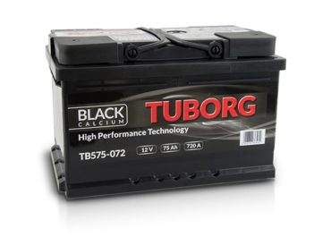 Akumulatory Tuborg Black