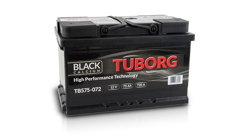 Akumulatory Tuborg Black