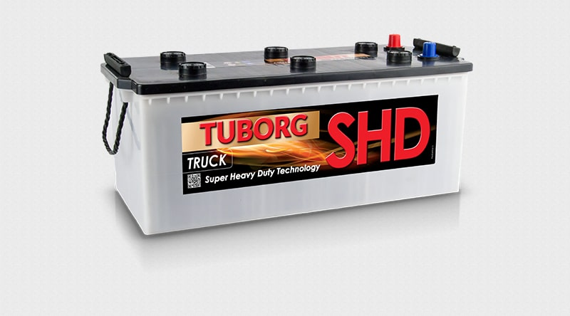 Akumulatory Tuborg SHD